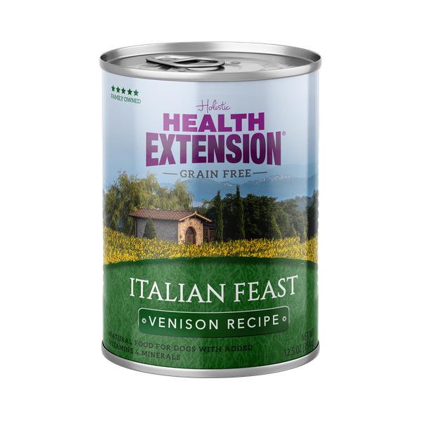 Grain Free Italian Feast